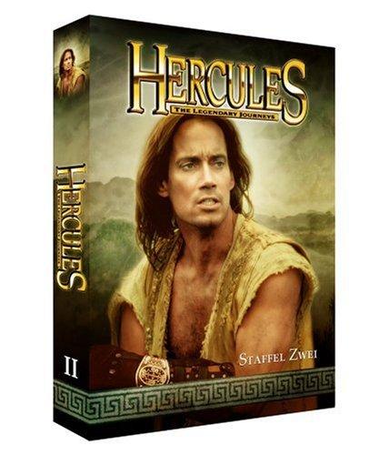 Hercules Staffel 2 (6 DVDs)