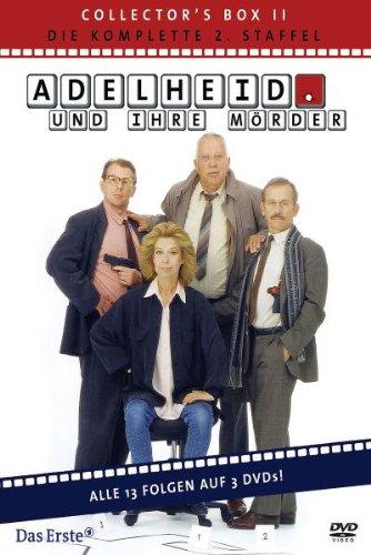 Adelheid und ihre Mörder Die komplette 2. Staffel (3 DVDs)