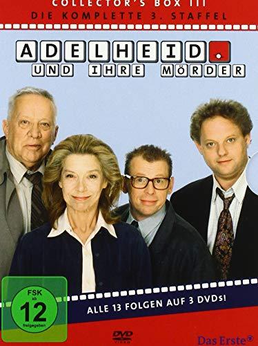 Adelheid und ihre Mörder Die komplette 3. Staffel (3 DVDs)