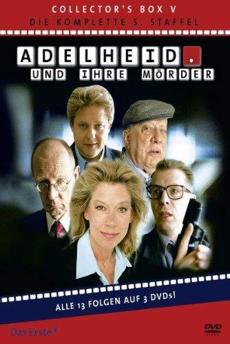 Adelheid und ihre Mörder Die komplette 5. Staffel (3 DVDs)