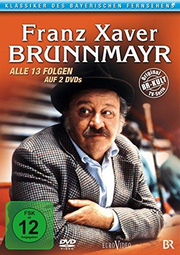 Franz Xaver Brunnmayr - Alle 13 Folgen (2 DVDs)