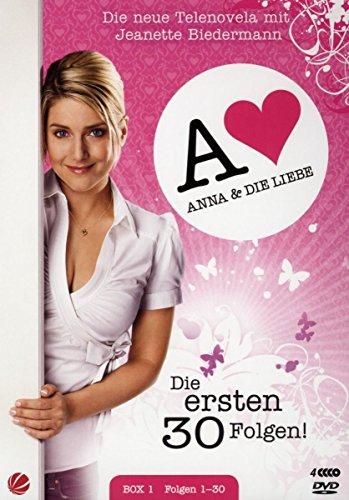 Anna und die Liebe Box  1, Folgen 1-30 (4 DVDs)