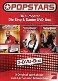 Popstars - Be a Popstar: Die Sing und Dance Box (3 DVDs)