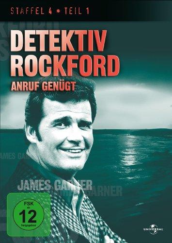 Detektiv Rockford Staffel 4.1 (3 DVDs)