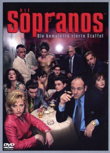 Die Sopranos Staffel 4 (4 DVDs)