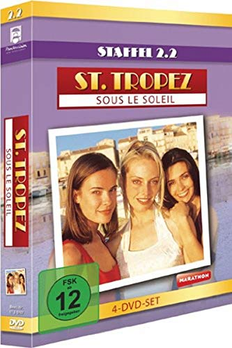 Saint Tropez Staffel 2, Teil 2 (4 DVDs)