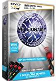 Who Wants To Be A Millionaire - 10th Anniversary Edition [Interactive DVD]