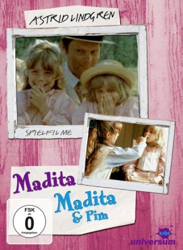 Astrid Lindgren: Madita Spielfilm-Box (2 DVDs)