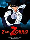 Z wie Zorro - Vol. 1 - Episoden 01 - 26 (5 DVDs)