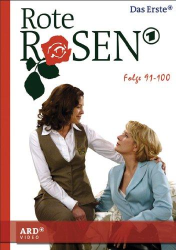 Rote Rosen Folgen 91-100 (3 DVDs)