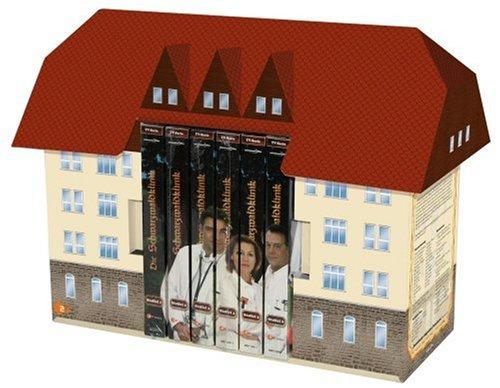 Die Schwarzwaldklinik: Komplettbox Haus - Staffel 1-6 (24 DVDs)