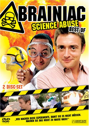 Brainiac: Science Abuse - Best of (2 DVDs)