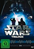 Trilogie, Episode IV-VI (3 DVDs)