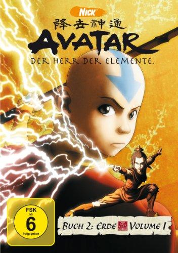 Avatar - Der Herr der Elemente Buch 2: Erde, Vol. 1
