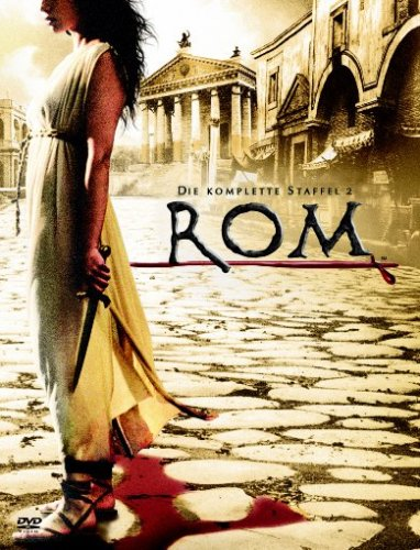 Rom Staffel 2 (Holzbox) (5 DVDs)