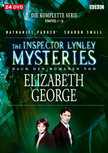 The Inspector Lynley Mysteries Die komplette Box (24 DVDs)