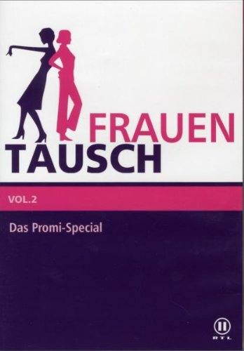 Frauentausch Vol. 1: Best of / Das Aschenputtel-Experiment (2 DVDs)