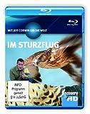 Discovery HD: Jeff Corwin - Im Sturzflug [Blu-ray]