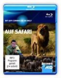 Discovery HD: Jeff Corwin - Auf Safari [Blu-ray]