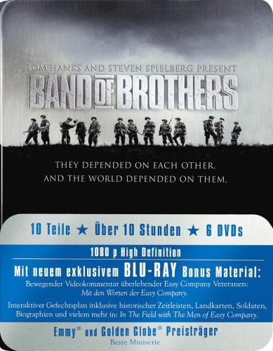 Band of Brothers Box [Blu-ray]