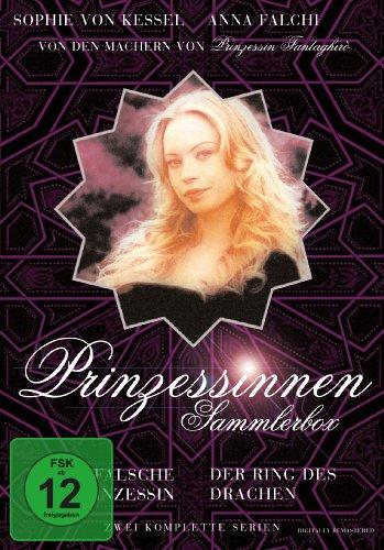 Prinzessinen Sammlerbox: Die falsche Prinzessin & Der Ring des Drachen (2 DVDs)