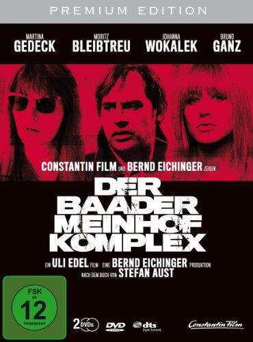 Der Baader Meinhof Komplex Premium Edition