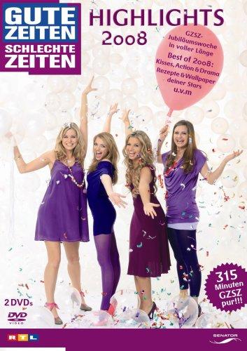 Gute Zeiten, schlechte Zeiten Highlights 2008 (2 DVDs)