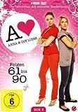 Anna und die Liebe - Box  3, Folgen 61-90 (4 DVDs)