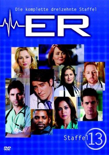 E.R. - Emergency Room Staffel 13 (3 DVDs)
