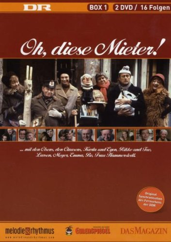 Oh, diese Mieter! Box 3 (2 DVDs)