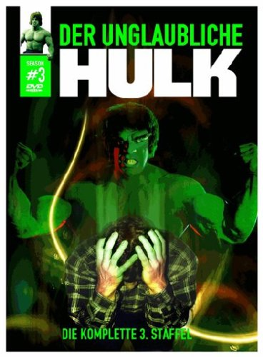 Der unglaubliche Hulk Staffel 3 (6 DVDs)