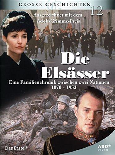 Die Elsässer 4 DVDs