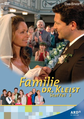 Familie Dr. Kleist Staffel 3 (4 DVDs)