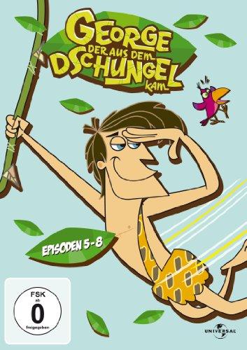 George - Der aus dem Dschungel kam Vol. 2 - Ep. 05-08