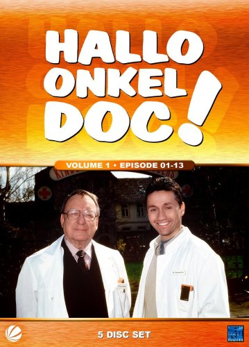 Hallo, Onkel Doc! Staffel 1 (5 DVDs)