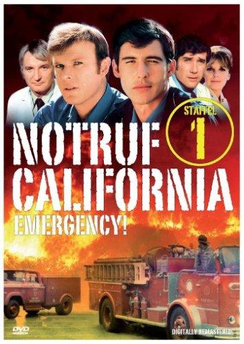 Notruf California Staffel 1 (4 DVDs)
