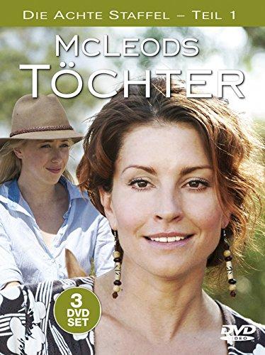 McLeods Töchter Staffel 8, Teil 1 (3 DVDs)