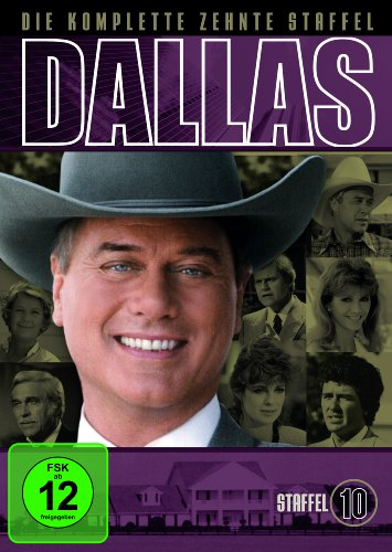 Dallas Staffel 10 (3 DVDs)