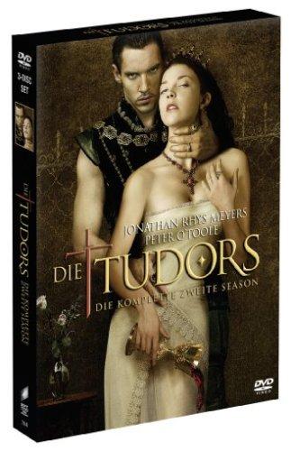 Die Tudors - Staffel 2 (3 DVDs)