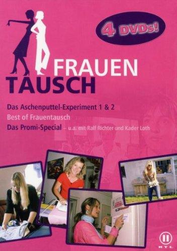 Frauentausch Box (4 DVDs)