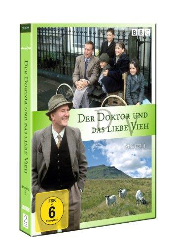 Der Doktor und das liebe Vieh Staffel 5 (4 DVDs)