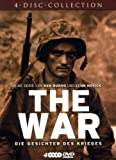 Ken Burns - The War: Die Gesichter des Krieges (4 DVDs, Bookpak)
