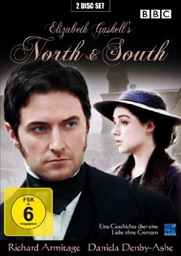 """Elizabeth Gaskell's """"North & South"""" (2 DVDs)"""