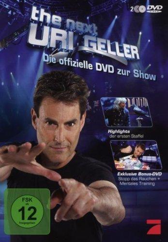 The Next Uri Geller Die offizielle DVD zur Show (2 DVDs)