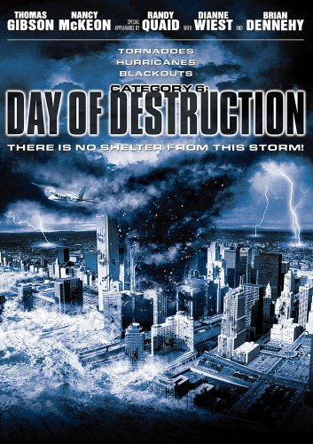 Category 6 - Day of Destruction/Category 7 - The End of the World - Armageddon Double