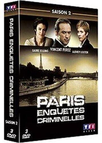 Paris enquêtes criminelles,