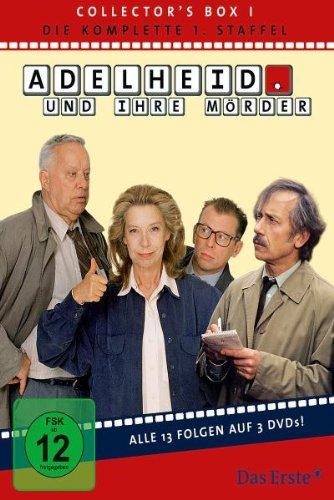 Adelheid und ihre Mörder Die komplette 1. Staffel (3 DVDs)