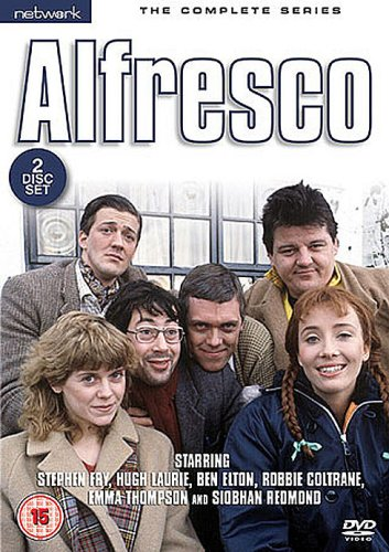 Alfresco The Complete Series
