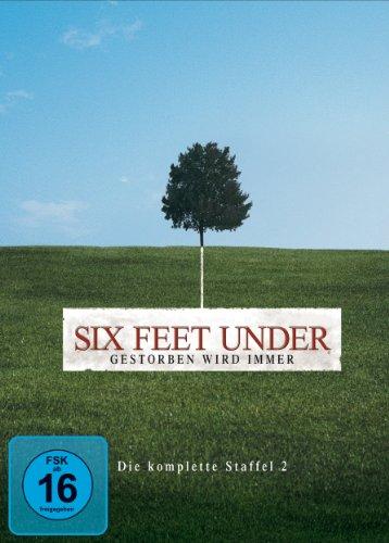 Six Feet Under Staffel 2 (5 DVDs)
