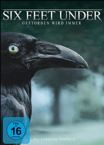 Six Feet Under Staffel 4 (5 DVDs)